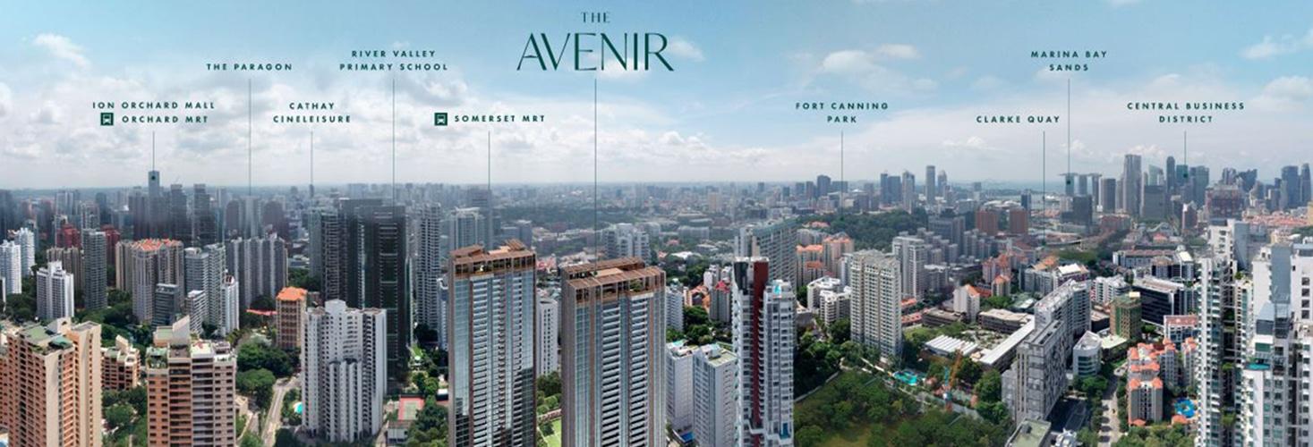 the-avenir-condo-strategic-location