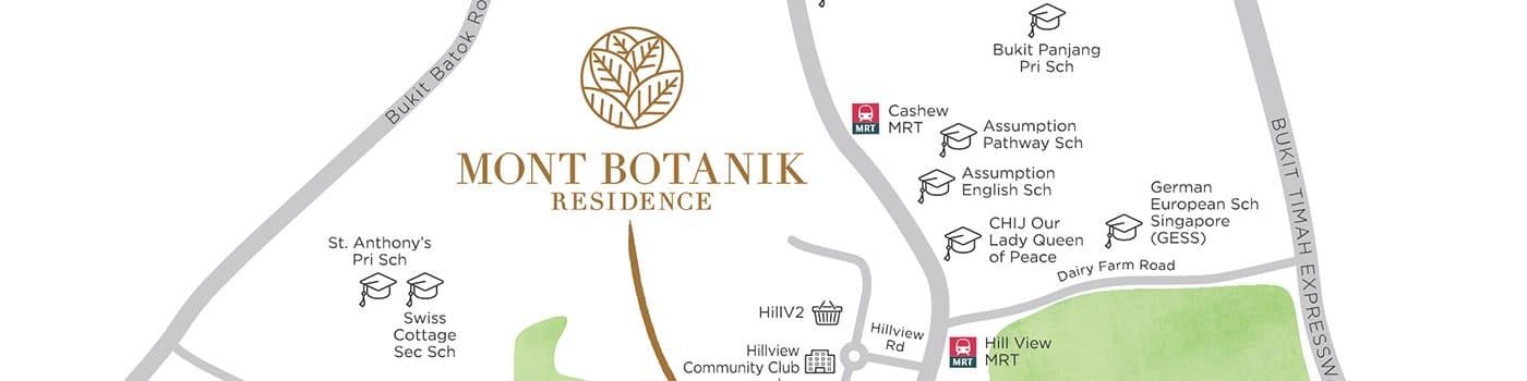 Mont-botanik-residence-strategic-location