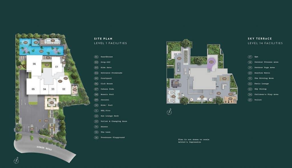 Nyon-condo-site-plan