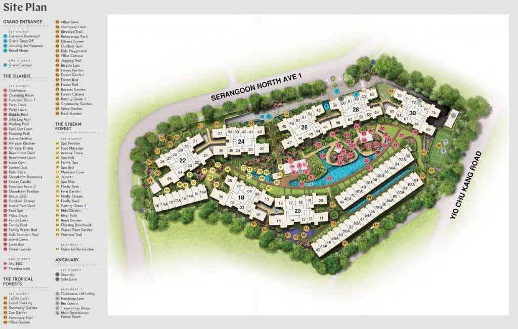 Affinity-at-Serangoon-Site-Plan